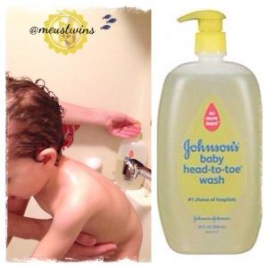 Shampoo johnsons